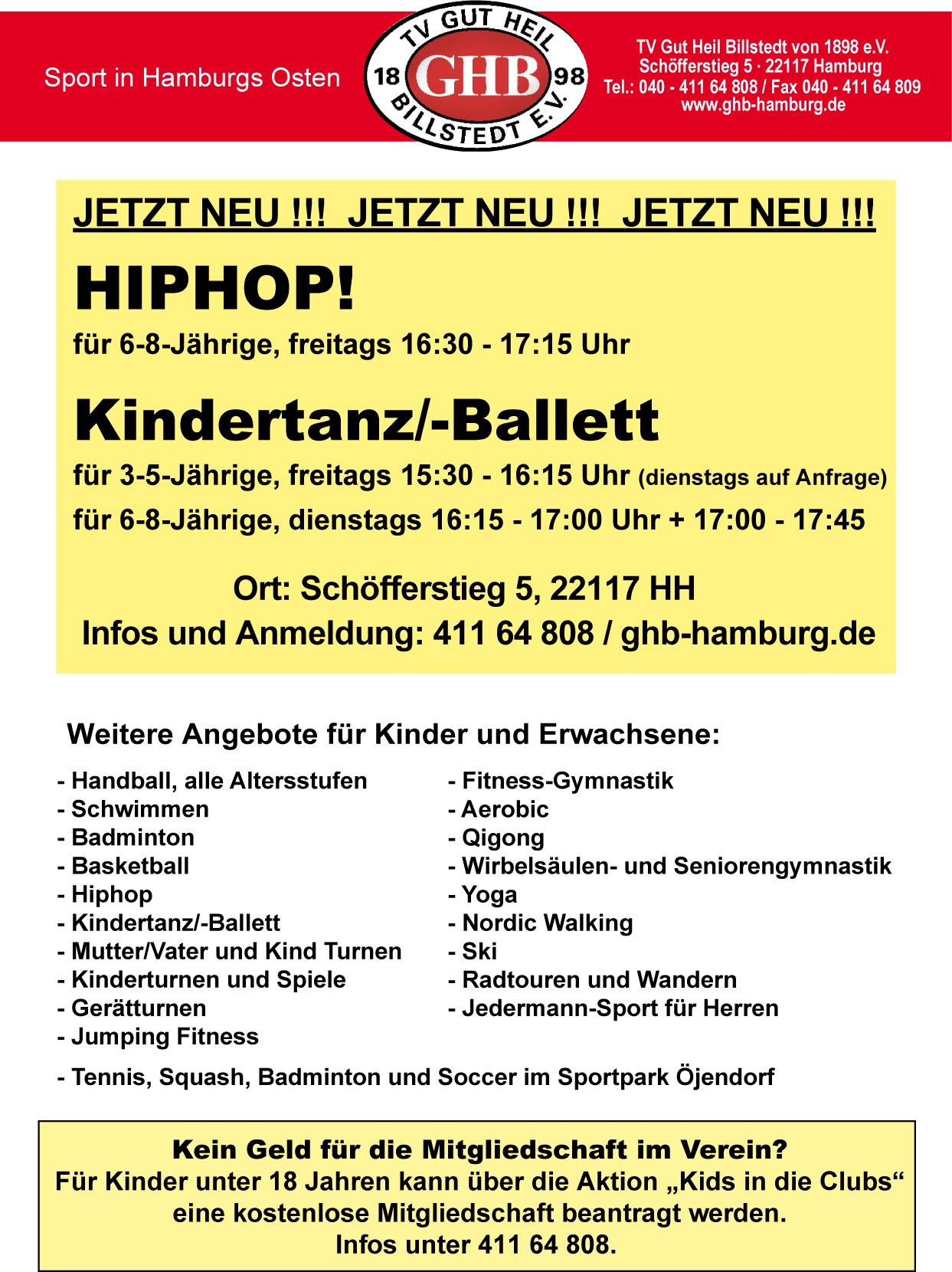 Tv Gut Heil Billstedt